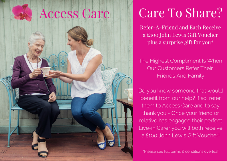 Access Car Live-in Care