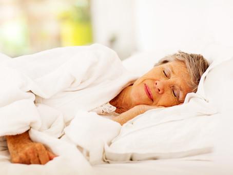 Tips On Helping Elderly Get Enough Sleep