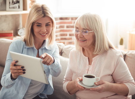 Looking After Your Elderly Parents At Home