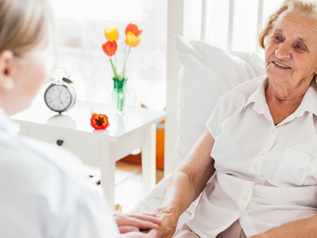 Post Operative Care At Home - How Does Live-in Care Help?