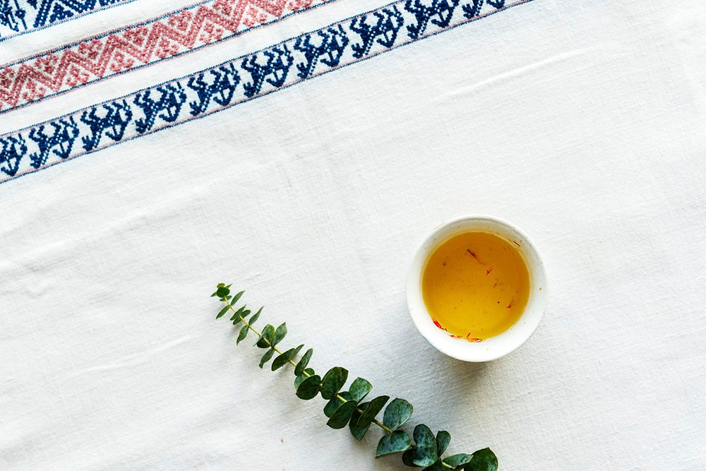 White Iced Tea Recipe