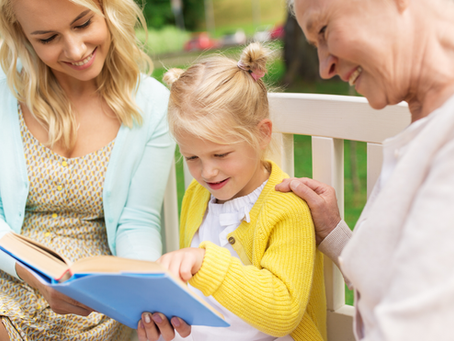 Caring For Elderly Parents And Young Children - What About Yourself?