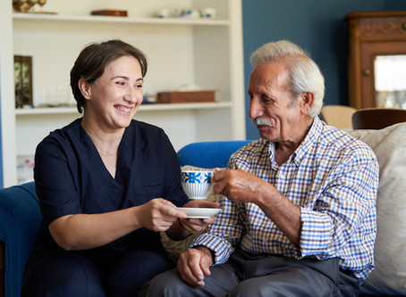 Be The Best Live-in Carer You Can Be For Your Client!