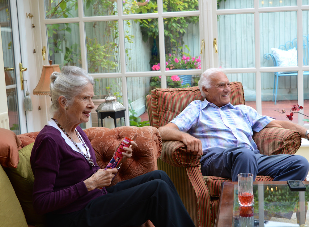 How to keep the elderly safe in their own home