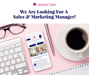 AC  Live-In Care Sales & Marketing Manag