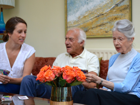 Live-In Care For The Elderly