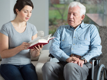 Bad Weather Activities For People With Dementia