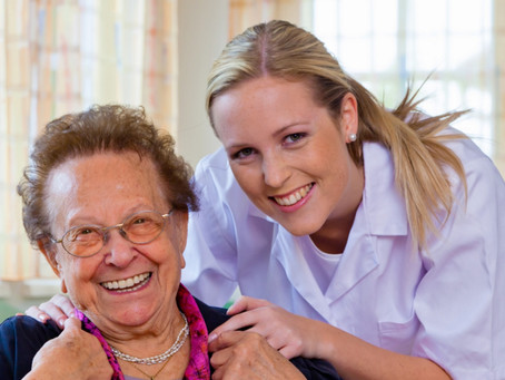 Were You Born To Be A Live-In Carer?
