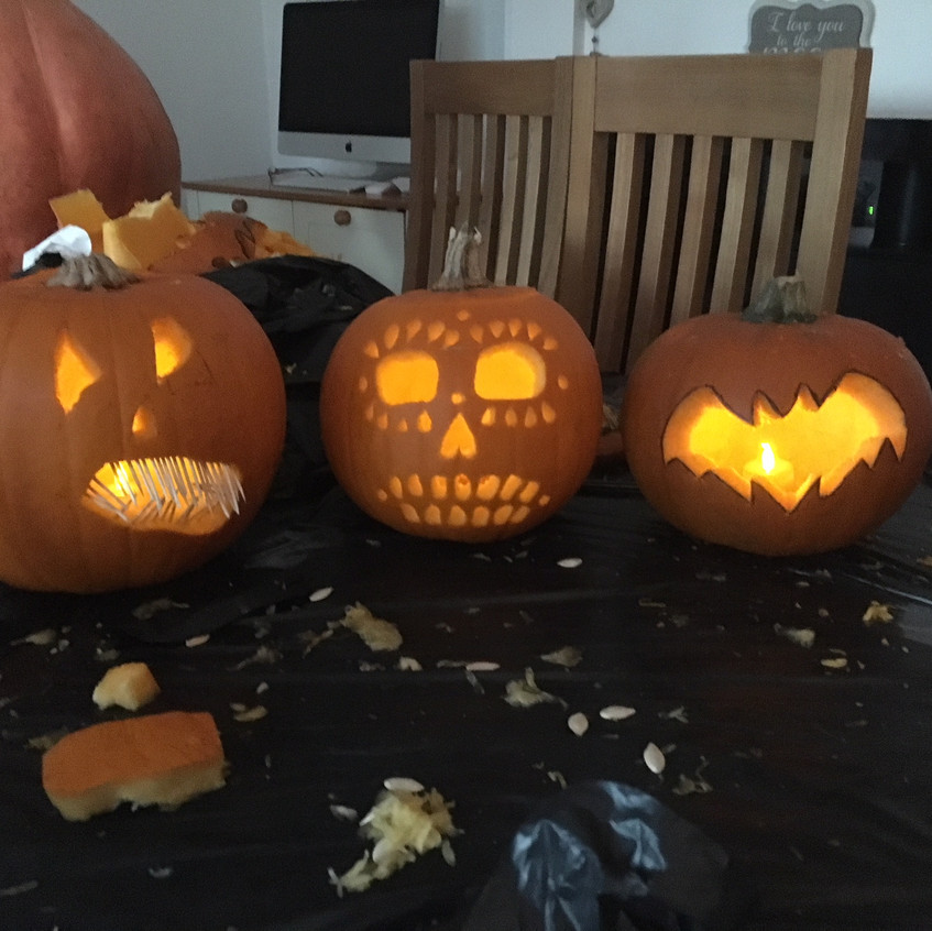 Halloween at Access Care