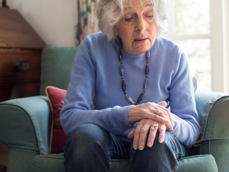 10 Warning Signs Your Loved One MayHave Parkinson's Disease