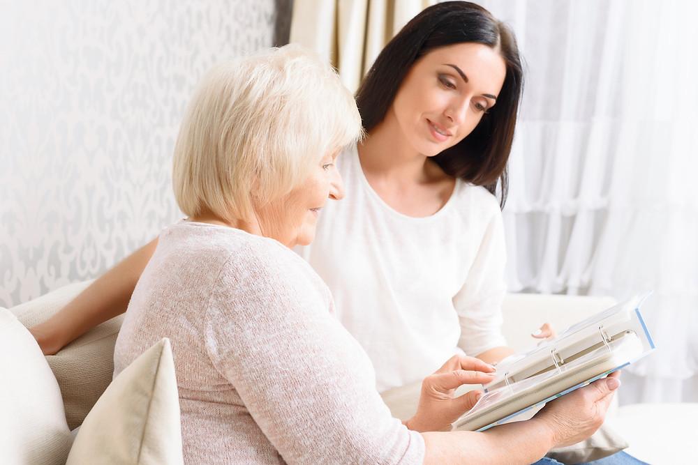 Dementia Live-in Care