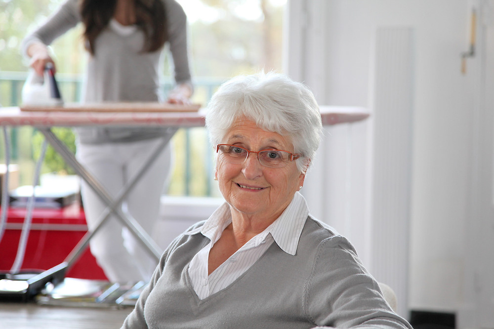 Dementia Care - How Live In Care Can Help