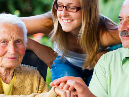 Dementia - Finding The Right Care Option