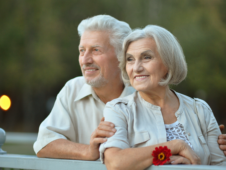 The Best Things About Growing Old