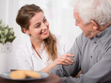 Live-in Carers Help COVID-19 Patients