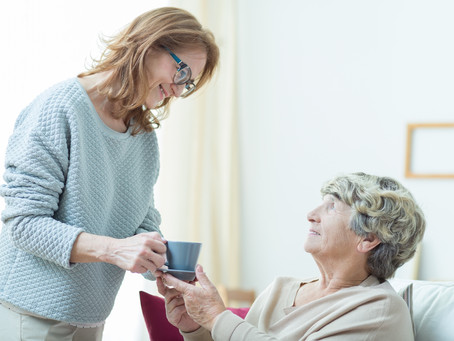 Benefits Of Care At Home