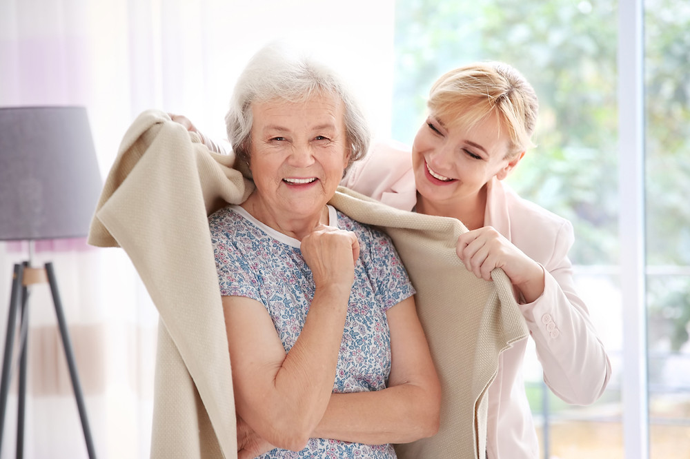 The Benefits of Companionship For The Elderly
