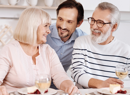 How To Talk To Your Elderly Parents About Live-in Care
