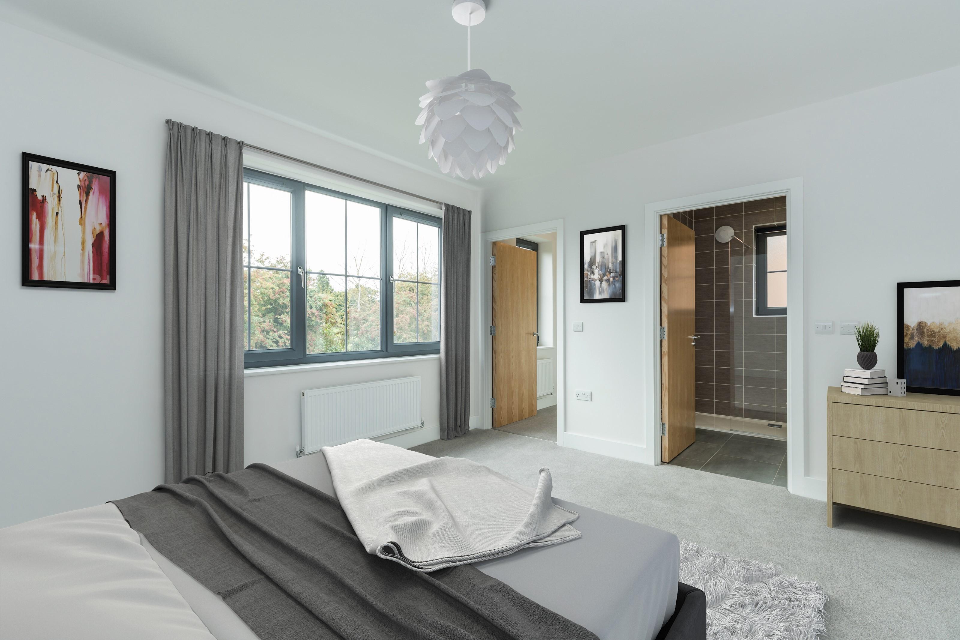 Master/Guest Bedroom