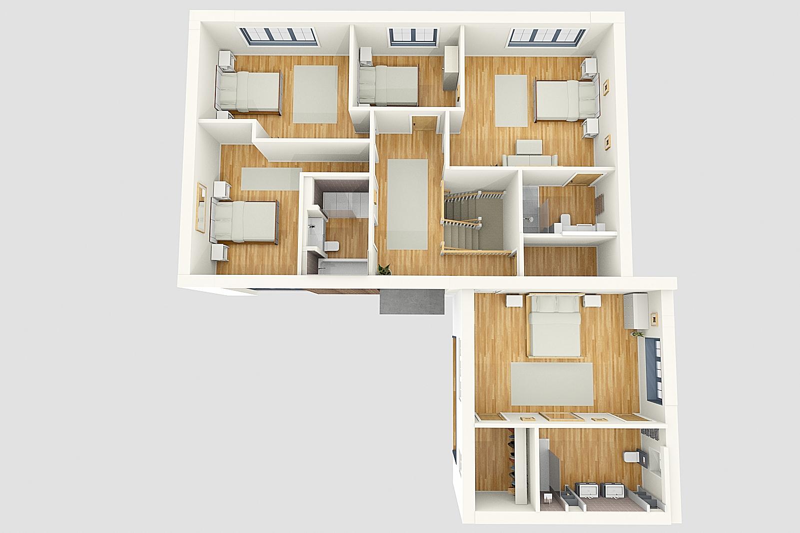 3D 1st Floor