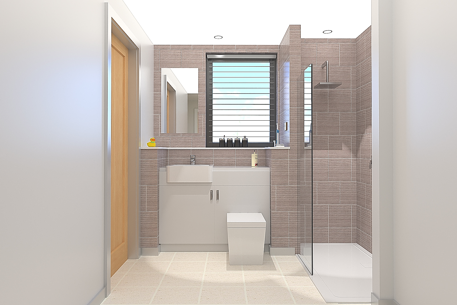 High Specification Bathroom Suite