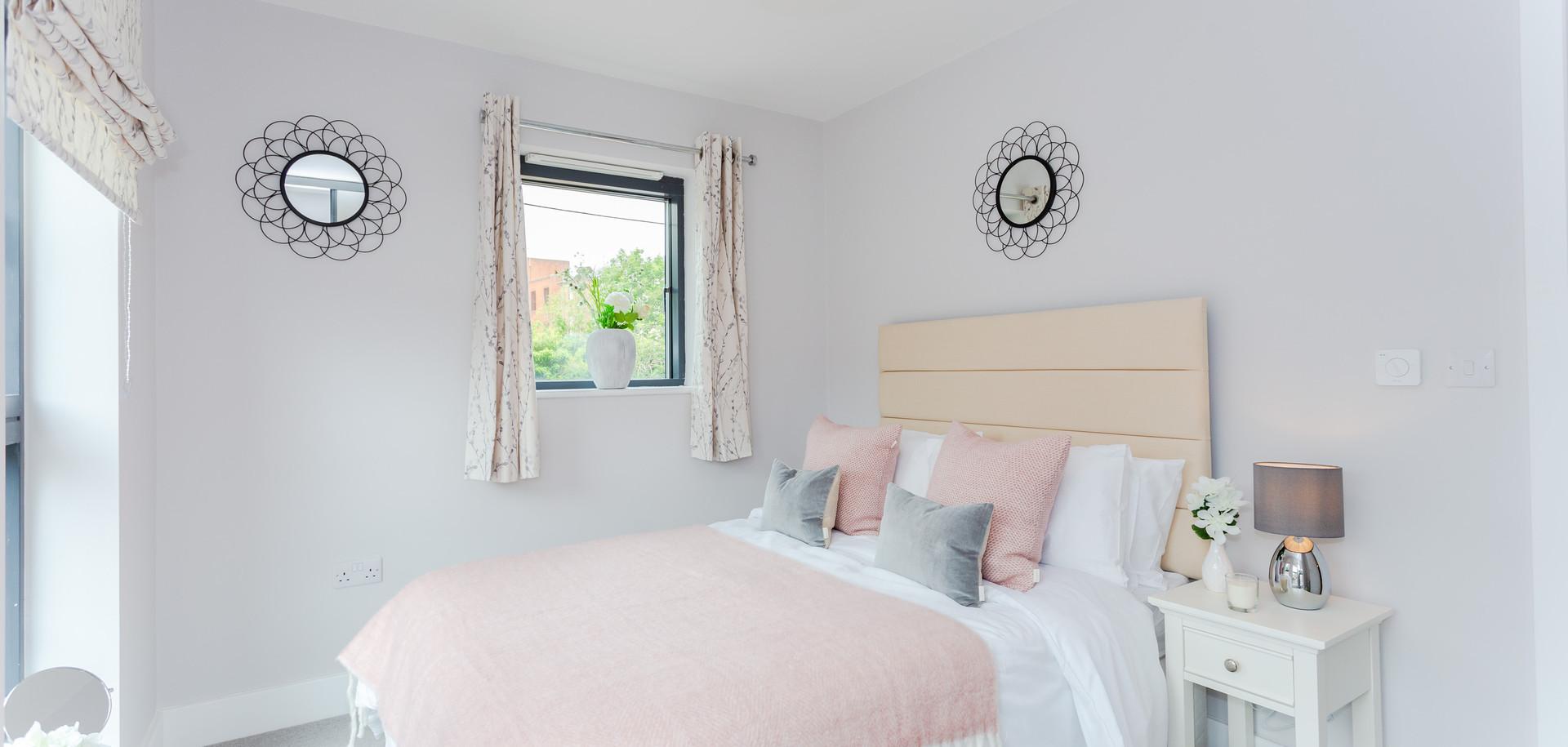 Bedroom (show Flat)