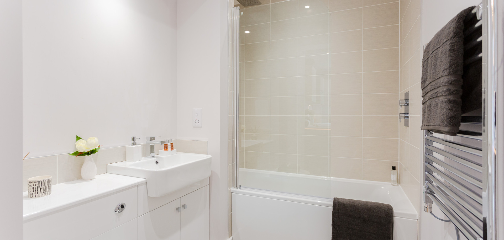 Fully-Fitted Bathrooms