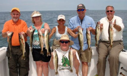 Executive Charter Fishing