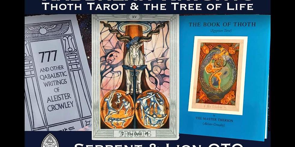 Thoth Tarot and Qabalah