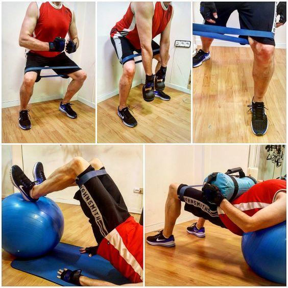 Como fortalecer los musculos de las caderas
