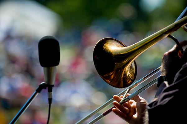Joueur Trombone