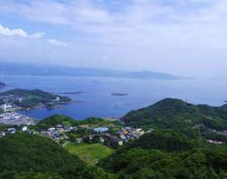 島ならではの景色
