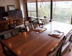 食事専用の個室