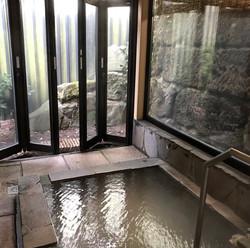 貸切温泉があります