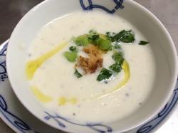 お野菜のスープ
