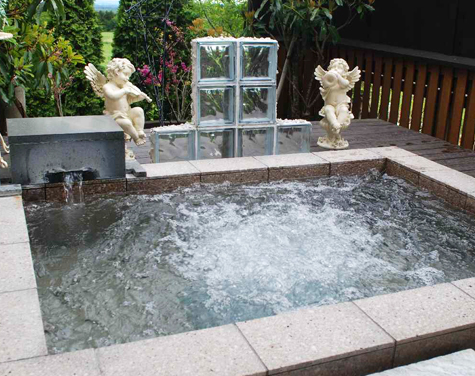 露天風呂(高原の湯)