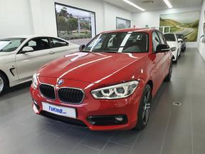 BMW Serie 1 118d 21.500* €