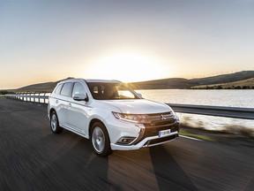 Mitsubishi Outlander PHEV, el número uno en Europa por cuarto año consecutivo