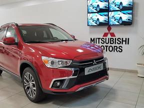 Llegan las primeras unidades del Mitsubishi ASX 2018 a Pro Cars Tenerife.