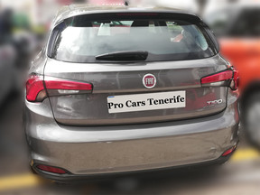 Fiat Tipo: con 35.000 KM y 1 año de garantía 11.500 Euros