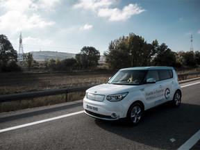 2º Etapa de la Vuelta a España en vehículo eléctrico: de Burgos a Logroño con cero emisiones