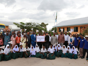 """Kia entrega al Gobierno de Tanzania la nueva """"Kia Green Light School"""""""