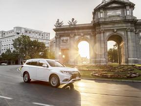Mitsubishi crece un 38% y el Outlander PHEV sigue siendo el híbrido enchufable más vendido de España
