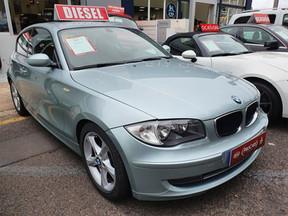 BMW Serie 1 120 Diesel 7.800 €
