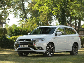 """Mitsubishi Outlander PHEV: 100.000 unidades en Europa y vehículo eléctrico """"Etiqueta 0"""" más vendido"""