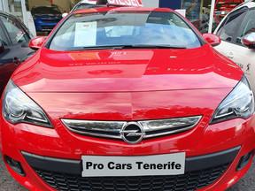 Opel Astra GTC 165 CV 9.900 €