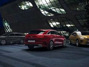 Kia Motors lanza al mercado versiones híbridas de 48V para la gama Ceed