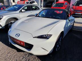 Mazda MX-5 Turbo roadster biplaza 19.800 €