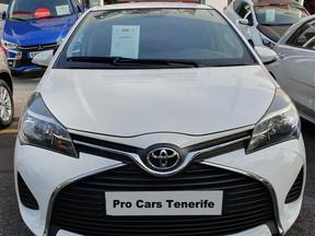 Toyota Yaris 1.3 Diésel 9.900 €