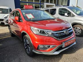 Honda CRV 1.6 CRDI 22.900* €